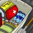10 предметов первой необходимости, которые нужно хранить в машине