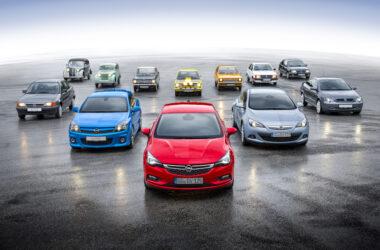 История автомобилей Opel