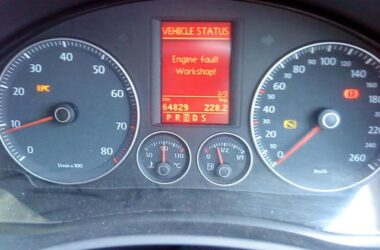 Расшифровка кодов ошибок VW